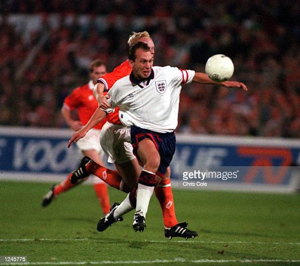 S CHANCESTO QUALIFY FOR THE 1994 WORLD CUP FINALS. Mandatory Credit: Chris Cole/ALLSPORT