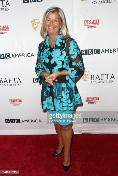 BAFTA's Chantal Rickards attends the BBC America BAFTA Los Angeles TV Tea Party 2017 at The Beverly Hilton Hotel on September 16 2017 in Beverly...