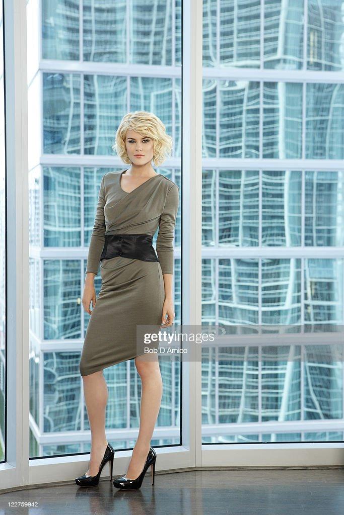 S ANGELS - ABC's 'Charlie's Angels' stars Rachael Taylor as Abby Sampson.