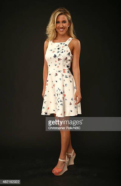 USA's Chrisley Knows Best star Savannah Chrisley poses for a portrait during the NBCUniversal Press Tour at the Beverly Hilton on July 14 2014 in...