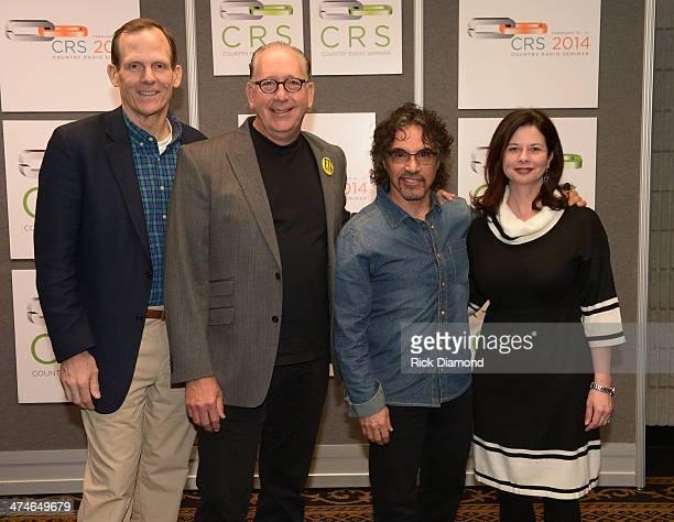 BMI's Dan Spears John Esposito President/CEO of Warner Music Nashville Jody Williams Vice President Writer/Publisher Relations Nashville and BMI's...