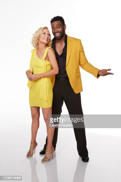 STARS ABC's Dancing with the Stars stars Anne Heche and Keo Motsepe