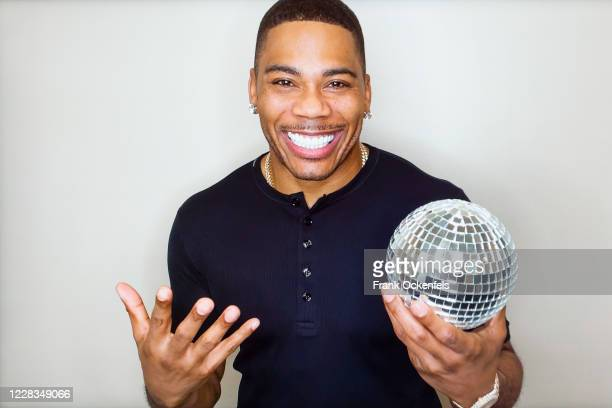 """S """"Dancing With The Stars"""" stars Nelly. NELLY"""
