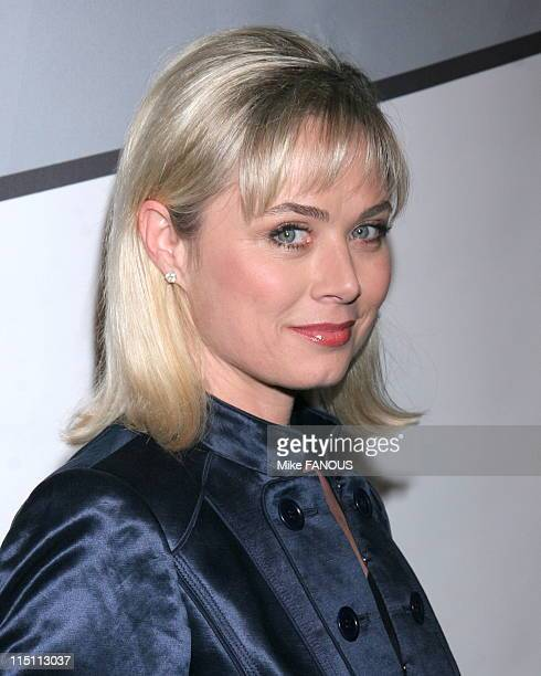 NBC's Daytime Dramas Days of Our Lives and Passions Pre Emmy Party in Burbank United States on April 27 2006 Kim Johnston Ulrich at French 75