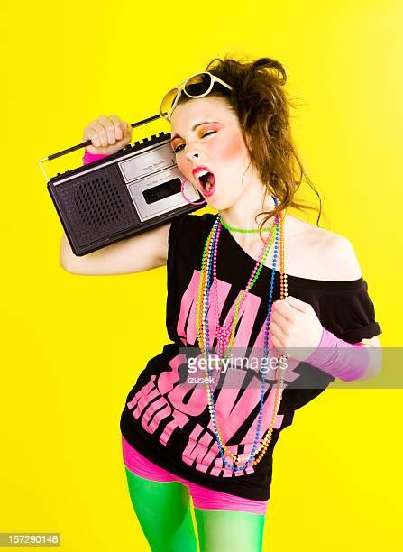 80's Disco Chick