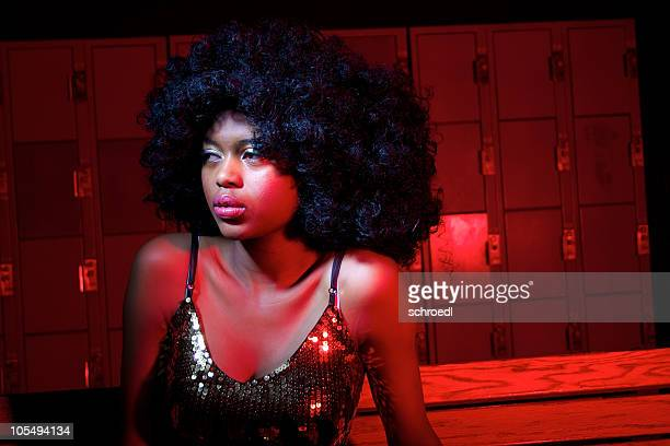 70's disco diva - diva human role stock photos and pictures