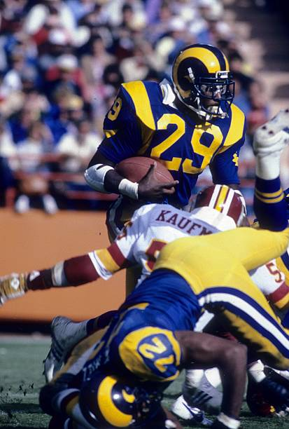 Washington Redskins V Los Angeles Rams Pictures Getty Images