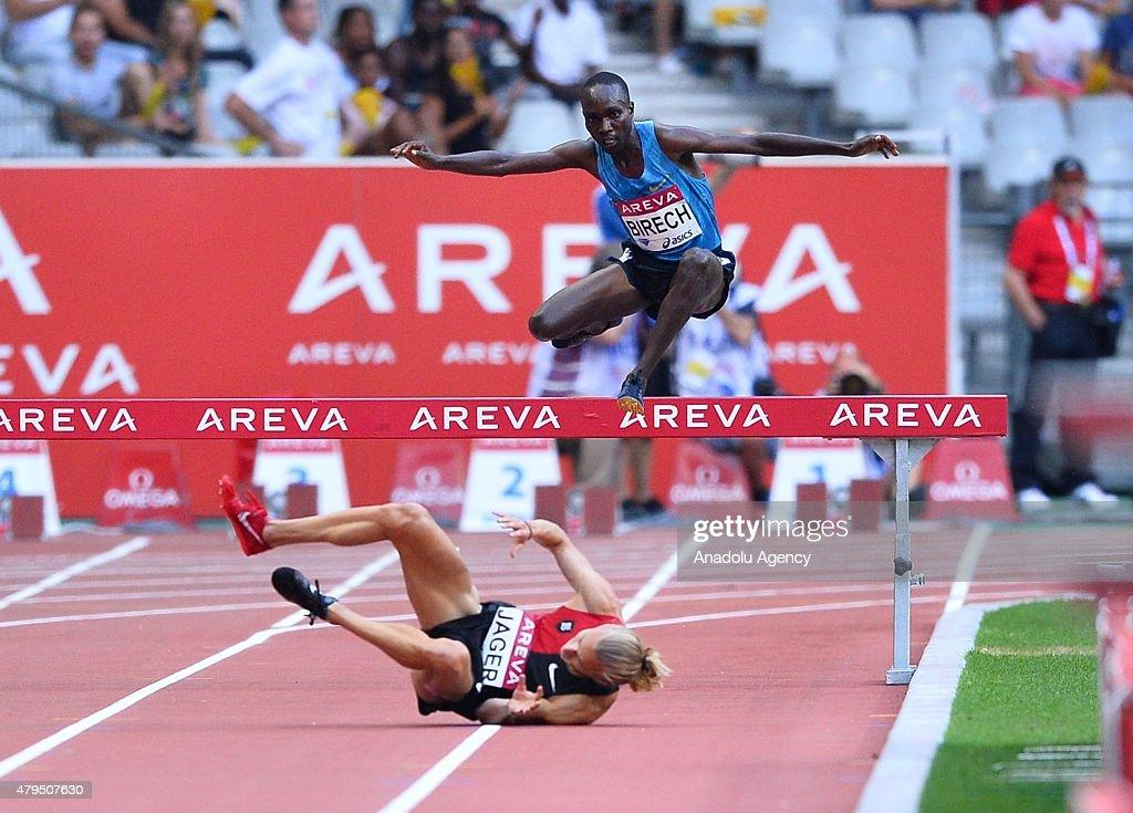 IAAF Diamond League 2015 : News Photo