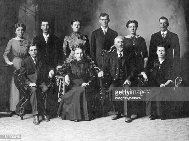 Familia 1900 s