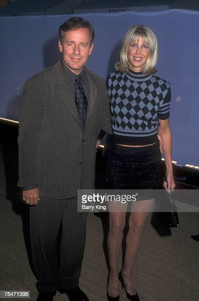 1990's File Photo of Phil Hartman and Brynn Hartman