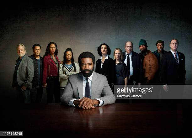 FOR LIFE ABC's For Life stars Timothy Busfield as Henry Roswell Brandon J Dirden as Darius Joy Bryant as Marie Wallace Tyla Harris as Jasmine Wallace...