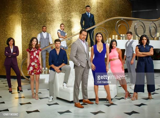 HOTEL ABC's 'Grand Hotel' stars Wendy Raquel Robinson as Mrs P Denyse Tontz as Alicia Mendoza Chris Warren as Jason Bryan Craig as Javi Mendoza Anne...