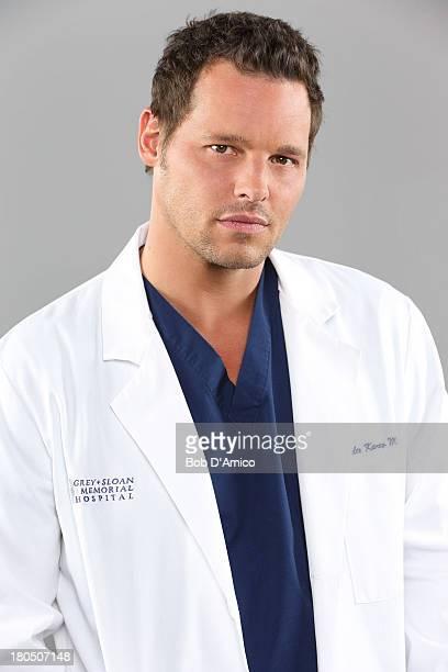 S ANATOMY ABC's 'Grey's Anatomy' stars Justin Chambers as Dr Alex Karev
