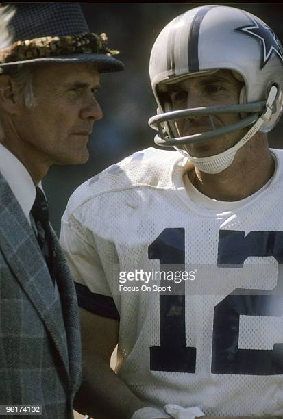 Tom Landry Stock Photos and Pictures | Getty Images
