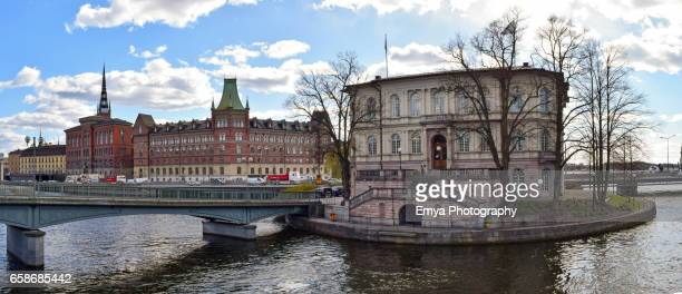 IDEA's headquarters in Stockholm, Sweden