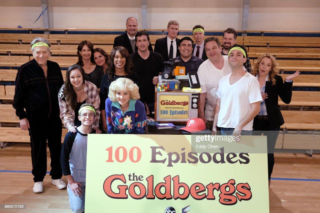 ABC's 'The Goldbergs' - Season Five : Nachrichtenfoto