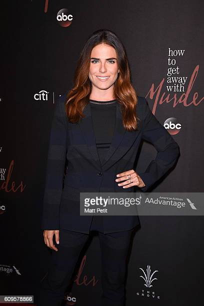 MURDER ABC's How to Get Away with Murder' season premiere event took place Tuesday September 20 at Pacific Theatres at The Grove in Los Angeles...