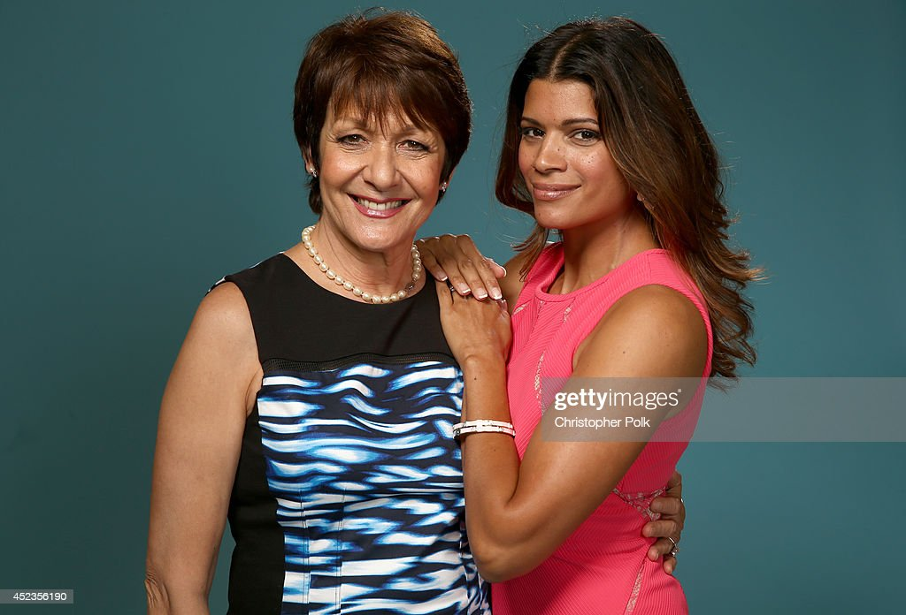 The CW And Showtime's 2014 Summer TCA Tour Portraits : ニュース写真