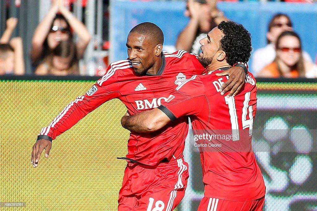 Toronto FC versus Columbus Crew : News Photo