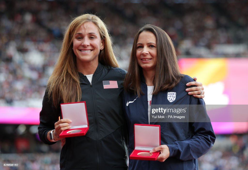 2017 IAAF World Championships - Day Two - London Stadium : News Photo