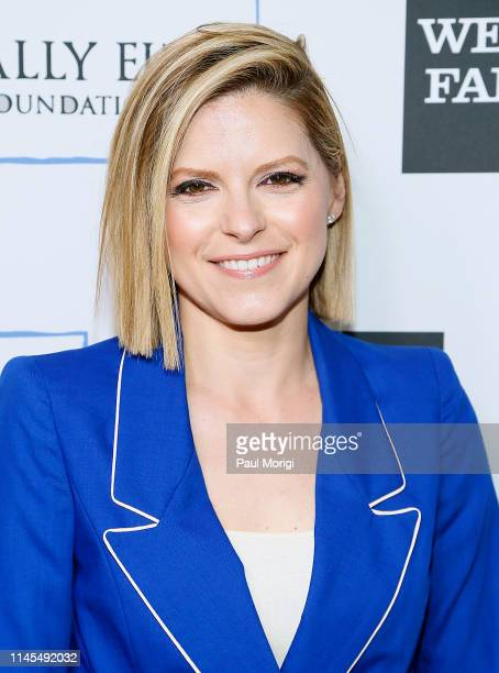 CNN's Kate Bolduan attends the 26th Annual White House Correspondents' Weekend Garden Brunch at the BeallWashington House on April 27 2019 in...