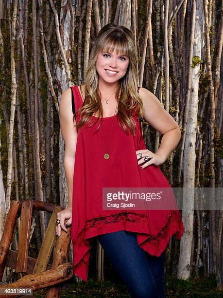STANDING ABC's 'Last Man Standing' stars Amanda Fuller as Kristin Baxter