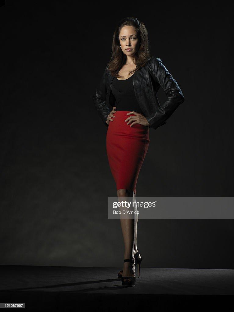 RESORT - ABC's 'Last Resort' stars Autumn Reeser as Kylie Sinclair.