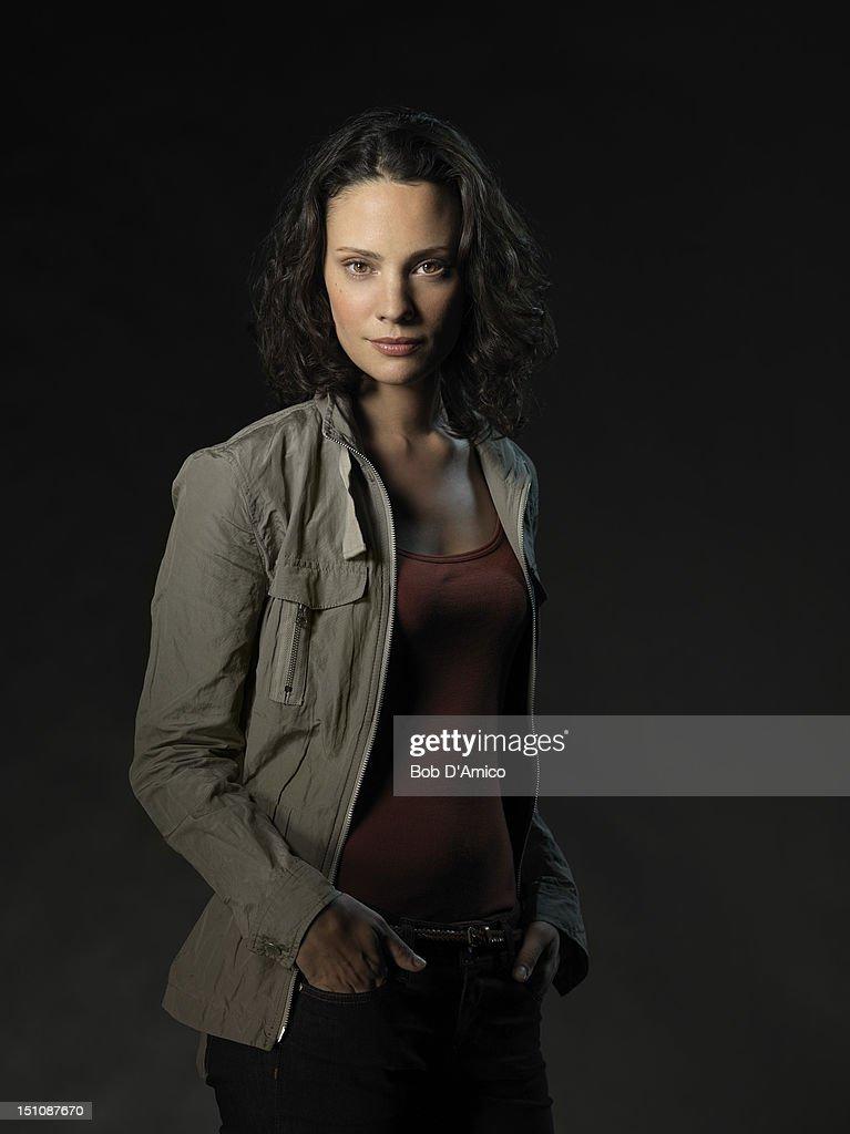 RESORT - ABC's 'Last Resort' stars Camille de Pazzis as Sophie Girard.