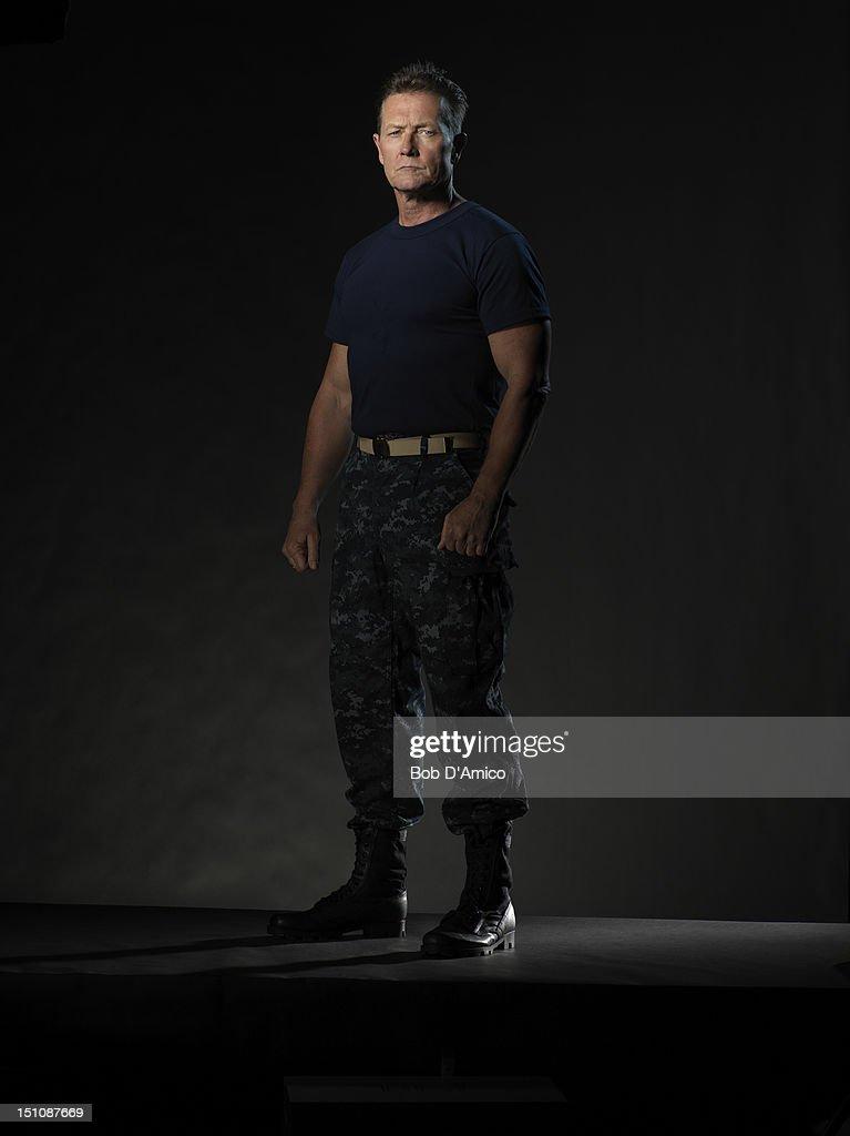 RESORT - ABC's 'Last Resort' stars Robert Patrick as Master Chief Joseph Prosser.