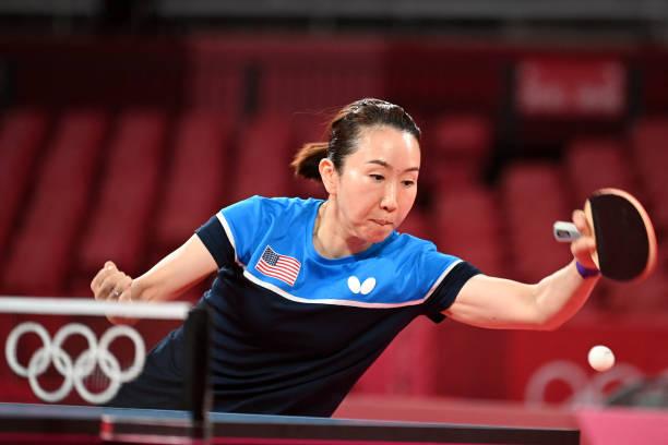 JPN: Table Tennis - Olympics: Day 1