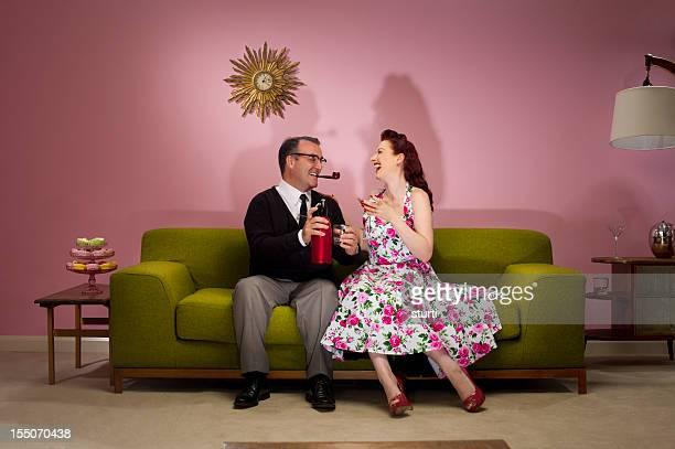 Les amoureux des Années 1950
