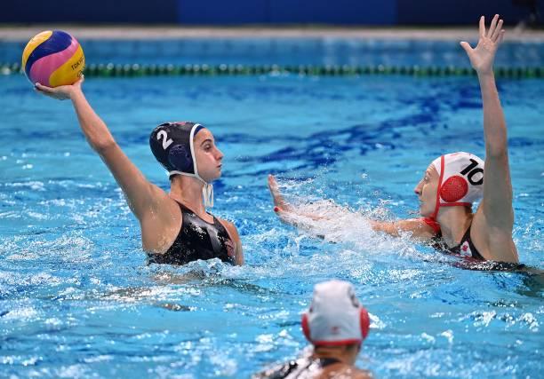 JPN: Water Polo - Olympics: Day 11
