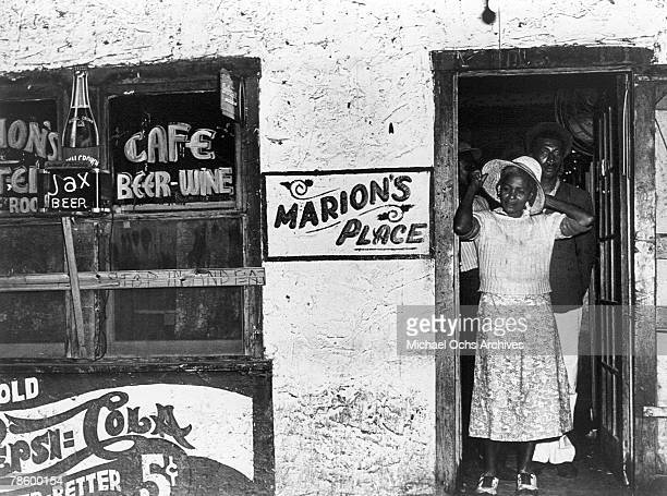 Marion's Place in the deep south in the 1930's.