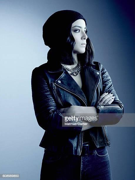 S AGENTS OF SHIELD ABC's 'Marvel's Agents of SHIELD stars Chloe Bennet as Daisy Johnson