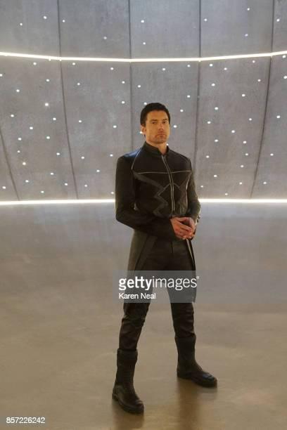 S INHUMANS ABC's 'Marvel's Inhumans' stars Anson Mount as Black Bolt
