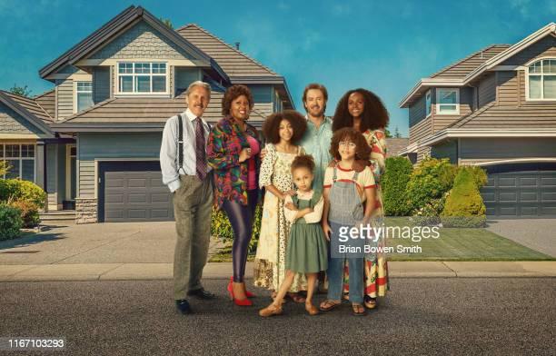 ISH ABC's mixedish stars Gary Cole as Harrison Johnson Christina Anthony as Denise Arica Himmel as Bow Johnson MykalMichelle Harris as Santamonica...