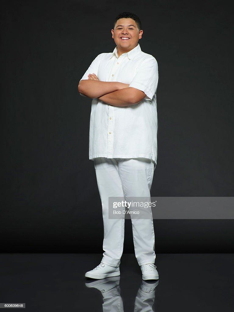 FAMILY - ABC's 'Modern Family' stars Rico Rodriguez as Manny Delgado.