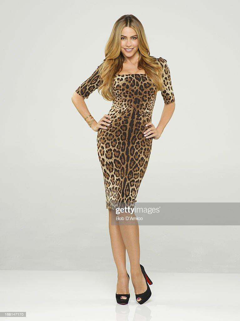 FAMILY - ABC's 'Modern Family' stars Sofía Vergara as Gloria.