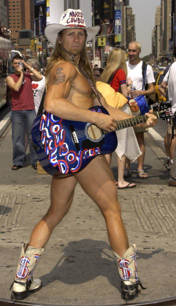 Naked cowboy in new york pic 98