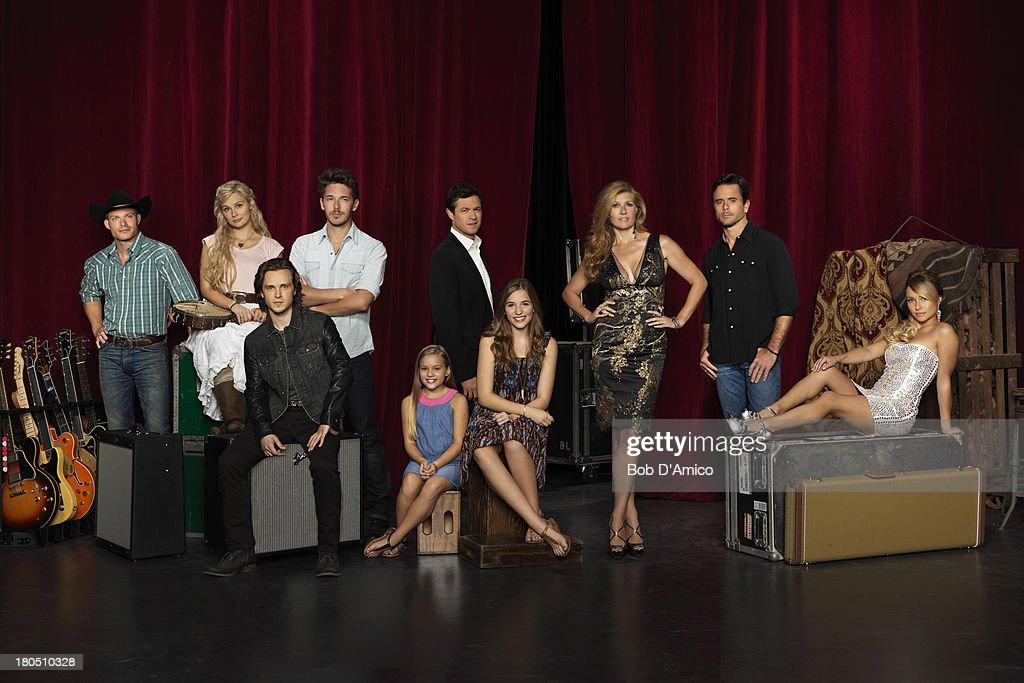 "ABC's ""Nashville"" - Season Two : Nachrichtenfoto"