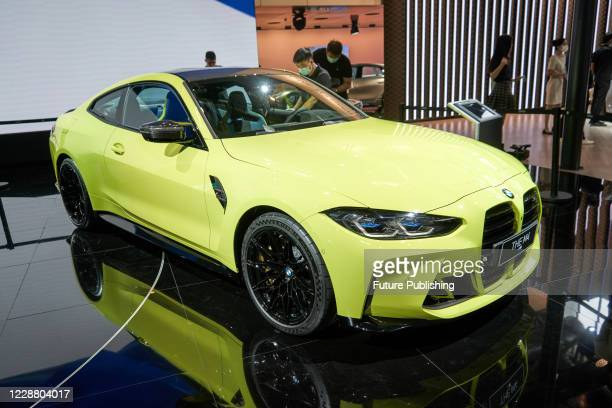 S new M4 at The Beijing International Auto Show. Beijing, China, 26 September 2020.- PHOTOGRAPH BY Costfoto / Barcroft Studios / Future Publishing
