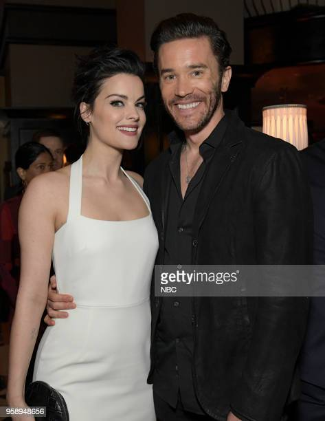 EVENTS NBC's Party at Del Posto Celebrating NBC's New Season Pictured Jaimie Alexander 'Blindspot' on NBC Tommy Pelphrey