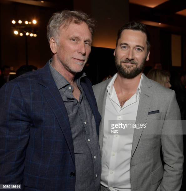 EVENTS NBC's Party at Del Posto Celebrating NBC's New Season Pictured Peter Horton Executive Producer 'New Amsterdam' on NBC Ryan Eggold 'New...