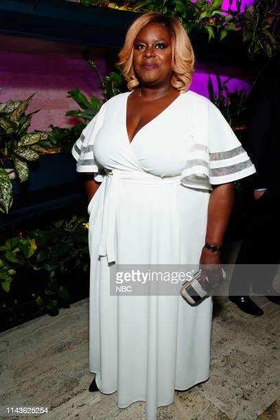 EVENTS NBC's Party at THE POOL Celebrating NBC's New Season Pictured Retta Good Girls on NBC