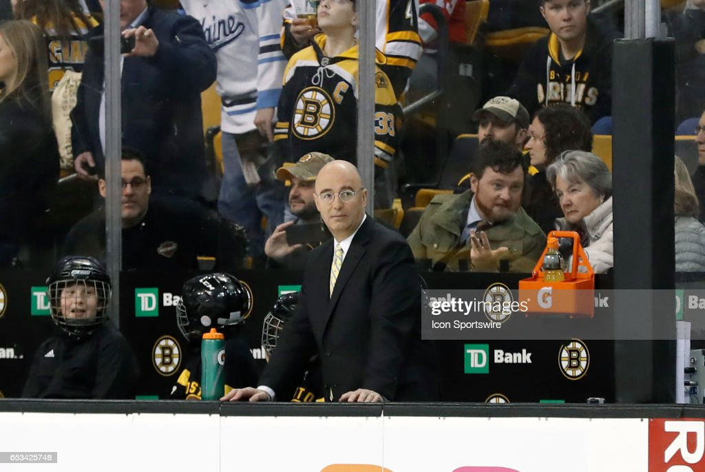 NHL: MAR 08 Red Wings at Bruins : News Photo