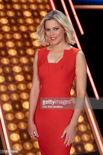 LUCK ABC's Press Your Luck host Elizabeth Banks