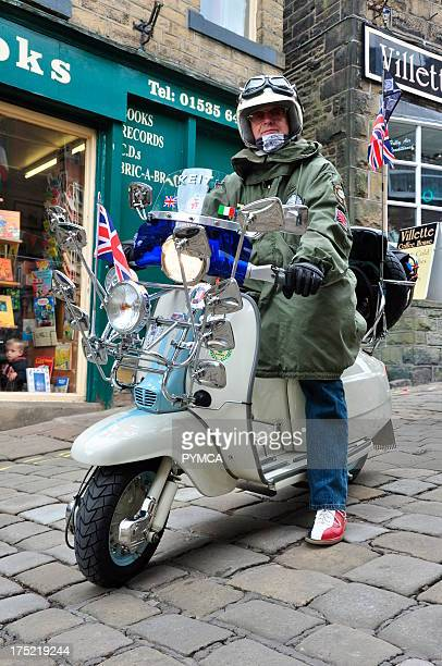 60's reenactment Haworth UK June 2010