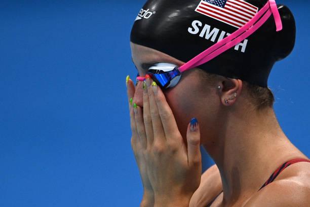 JPN: Swimming - Olympics: Day 6