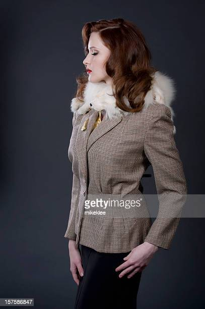 1940's retro fashion