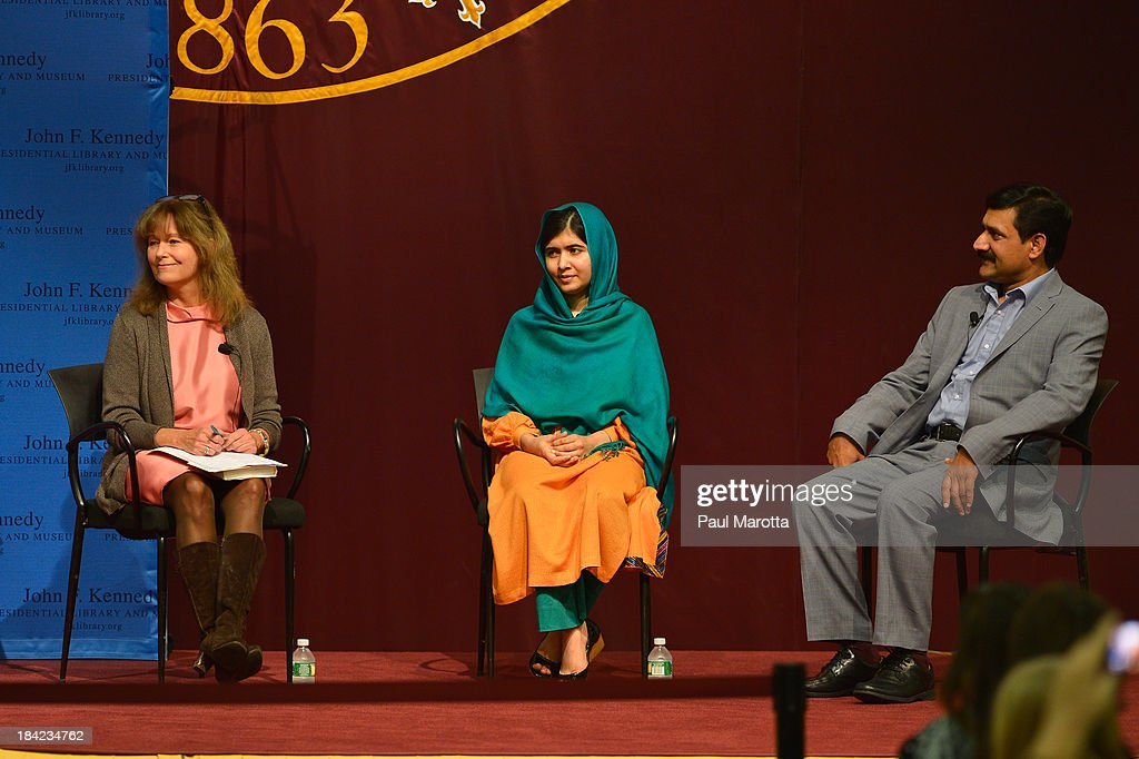 Kennedy Library Forum: A Conversation With Malala Yousafzai